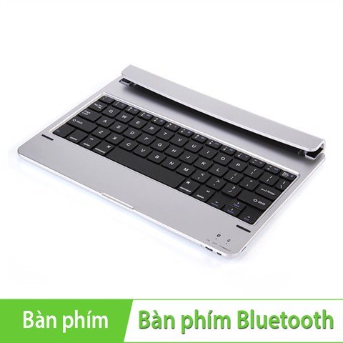 Bàn phím Bluetooth cho Ipad Air/ Air 2/ Pro 9.7 / New Ipad 2018 HB065/ KB1302
