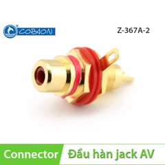 Đầu hàn jack AV/Video Female Coraon Z-367A-2