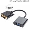 DVI-D 24+1 to VGA adapter 1080P