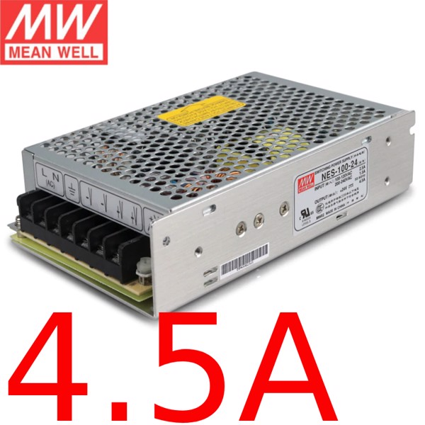 Nguồn DC Meanwell NES-100-24 24V 4.4A 100W