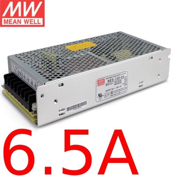 Nguồn DC Meanwell NES-150-24 24V 6.5A 150W