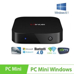 PC Mini Box CPU Quad Core 1.83Ghz RAM 2GB, ROM 32GB