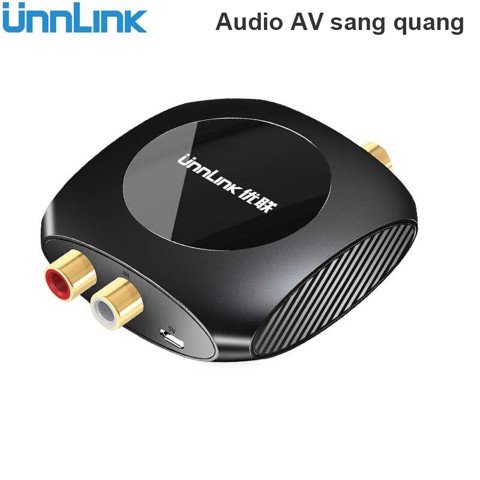 Bộ chuyển Analog Audio to Digital Converter Unnlink 0074