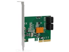 Card PCI-E 1X to SATA III 6Gb 4 Port Syba FG-EST17A, hỗ trợ RAID