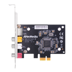 Card ghi hình AverMedia CE310B PCIe 1X to Video, S-Video