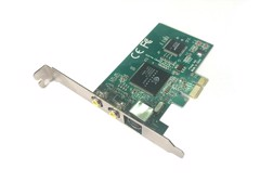 Card ghi hình PCI-E to AV, Svideo Capture