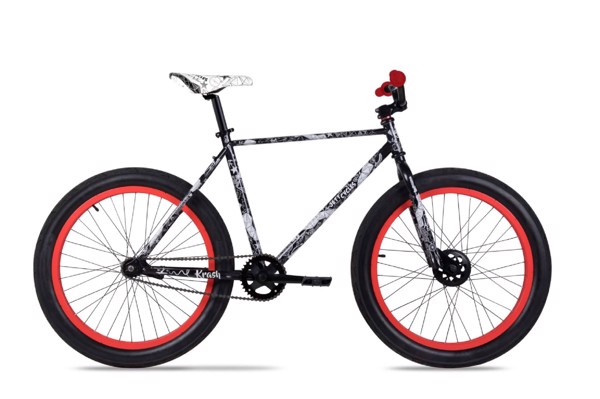 XE ĐẠP KRASH (SINGLE SPEED)