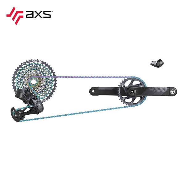 GROUPSET XX1 EAGLE AXS™ DUB