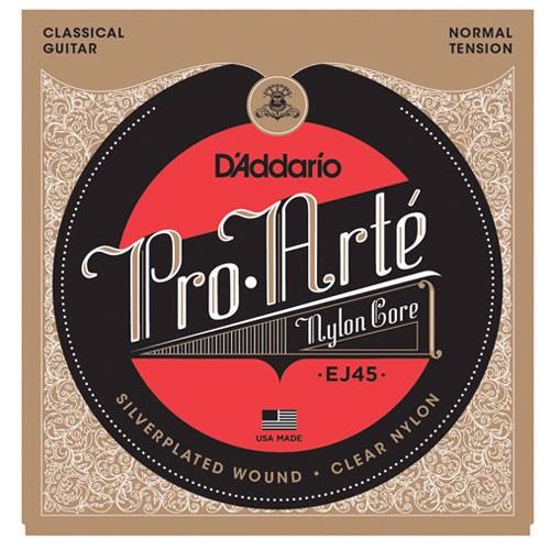 D'ADDARIO EJ45 CLASSIC GUITAR STRINGS