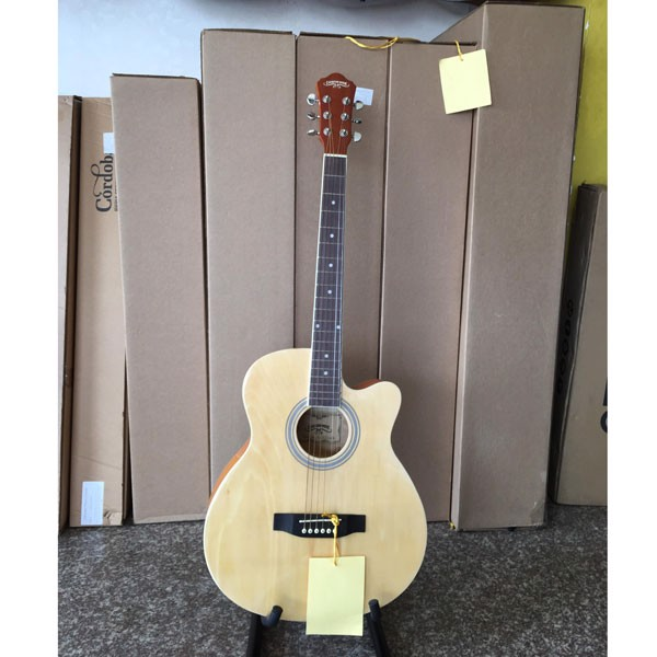 CARAVAN MUSIC HS-4010 ACOUSTIC GUITAR