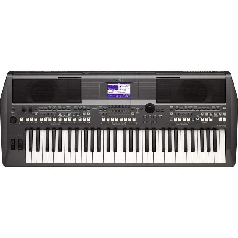 YAMAHA PSR-S670 ARRANGER WORKSTATION KEYBOARD