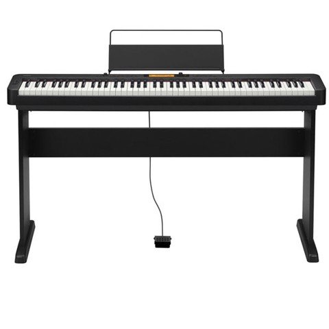 CASIO CDP-S350BK + CS46 DIGITAL PIANO