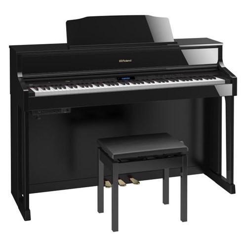 ROLAND HP-605 KSC-80RW DIGITAL PIANO