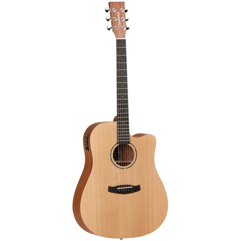 TANGLEWOOD TWR2 DCE ACOUSTIC GUITAR