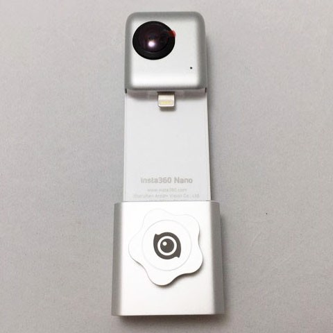Camera 360 độ Instra360 Nano cho iPhone