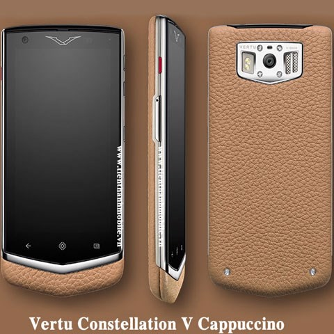 Vertu Constellation V Cappuccino cũ