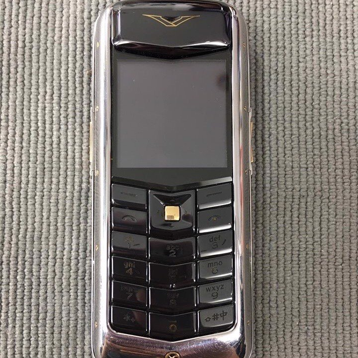 VERTU CONSTELLATION MIX GOLD CARAMIC
