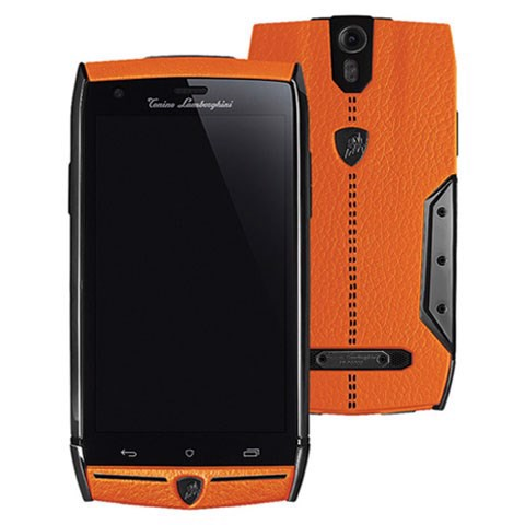 Lamborghini 88 Tauri - Black and Orange