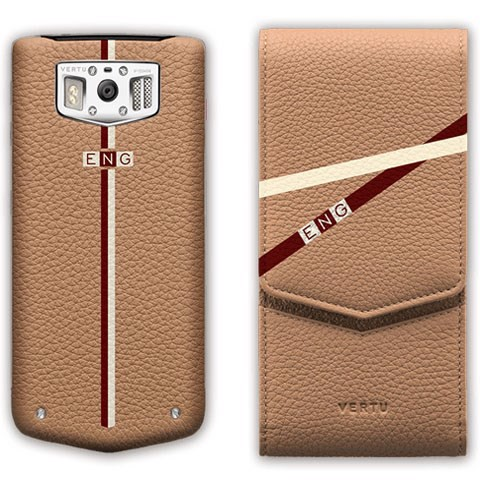 Vertu Constellation V Monogram
