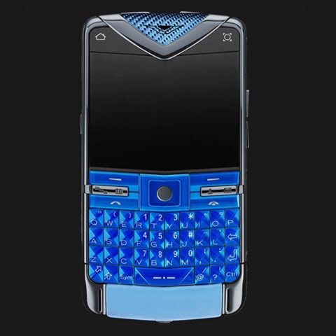Vertu Quest Blue