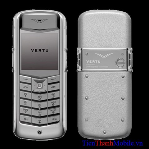 Vertu Constellation Pure Silver