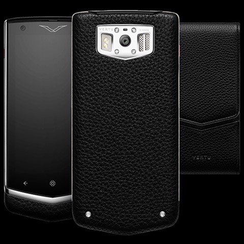 Vertu Constellation V Da Bê cũ