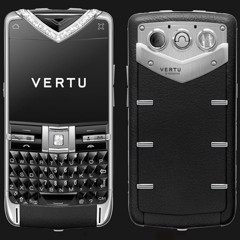 Vertu Quest Black Diamond Trim