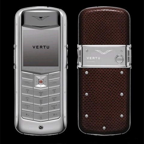 Vertu Constellation Karung Brown