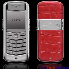 Vertu Constellation Red Alligator