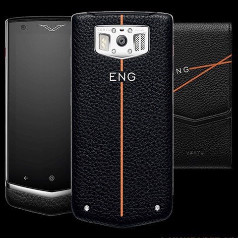 Vertu Constellation V Monogram Black
