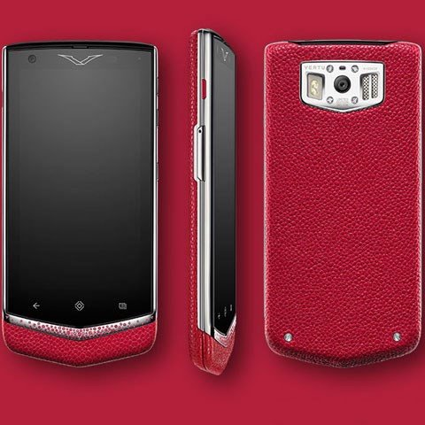 Vertu Constellation V Ruby cũ