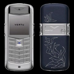 Vertu Constellation Vivre Blue