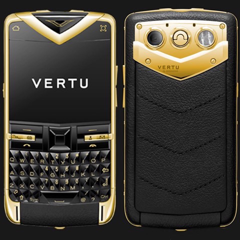 Vertu Quest Yellow Gold