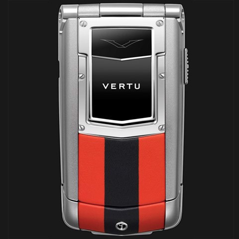 Vertu Ayxta Turismo Red Black