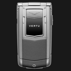 Vertu Ayxta Grey Leather