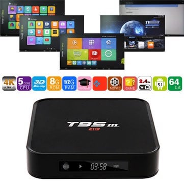 Tivi Box Android T95M