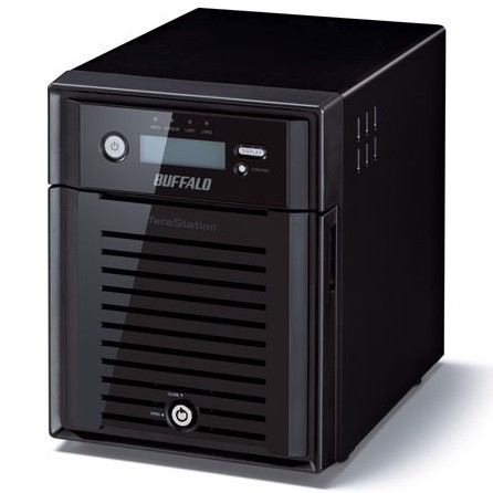 NAS BUFFALO TERASTATION TS3400