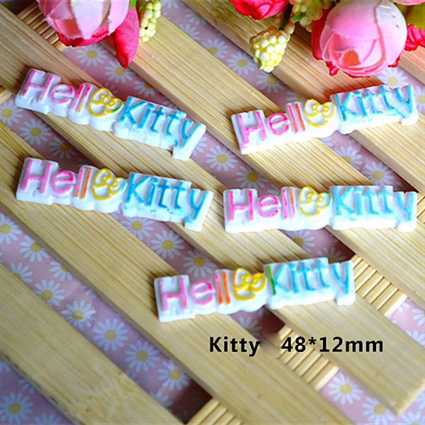 LET0020 - Chữ Hello Kitty