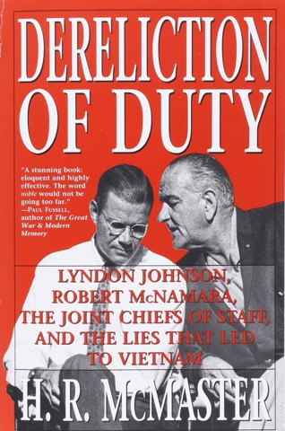 Dereliction of Duty (Paperback)