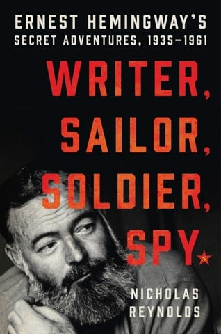 Writer, Sailor, Soldier, Spy (Hardcover)