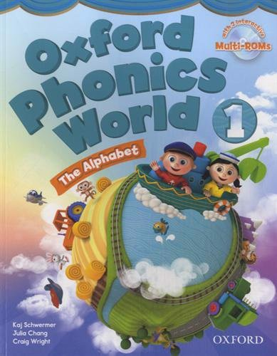 Oxford Phonics World 1: Student Book with MultiROM