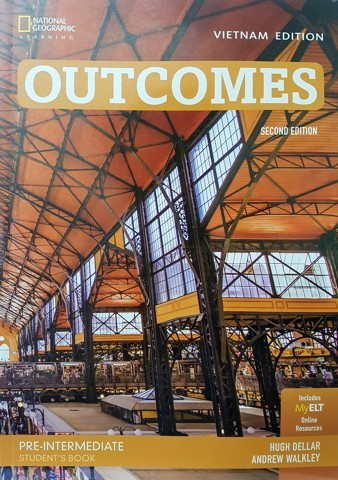 Outcomes (2 Ed.) (VN Ed.) Pre-Inter: Student Book with Access Code