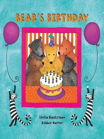 Bear's Birthday (Bear Series)