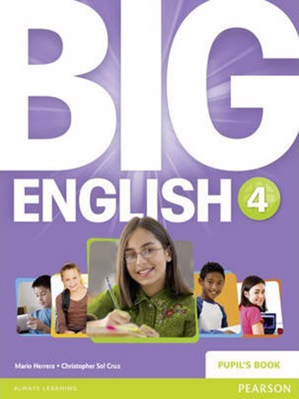 Big English Pupils Book Stand Alone: 4