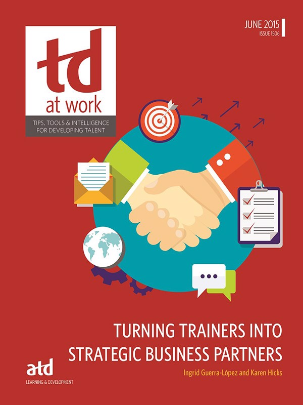 Turning Trainers into Strategic Business Partners