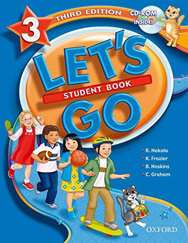 Let's go 3: Student book