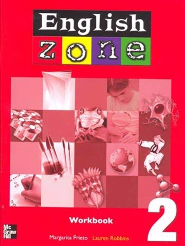 English Zone 2: Workbook