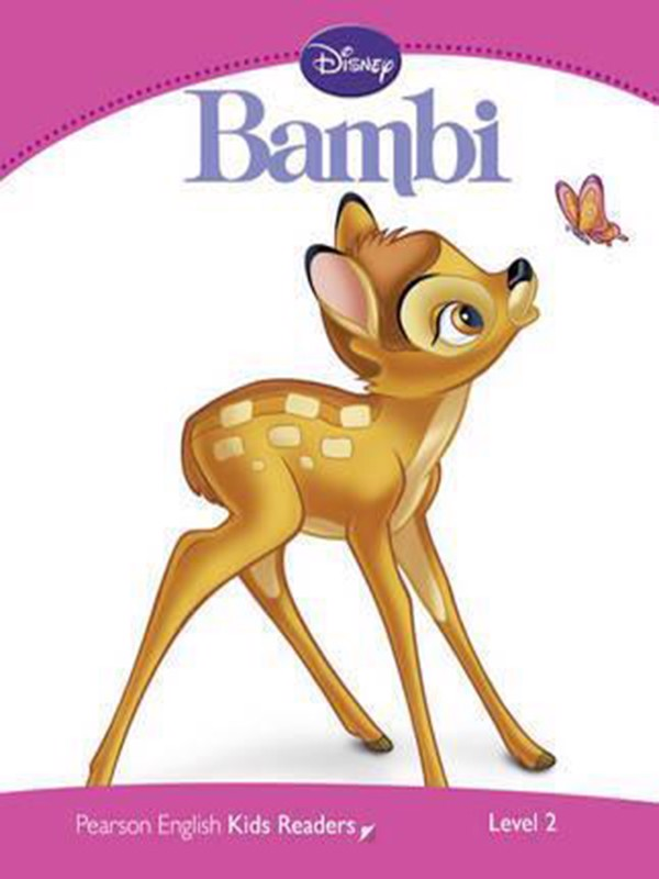 Bambi: Level 2 (Pearson English Kids Readers)