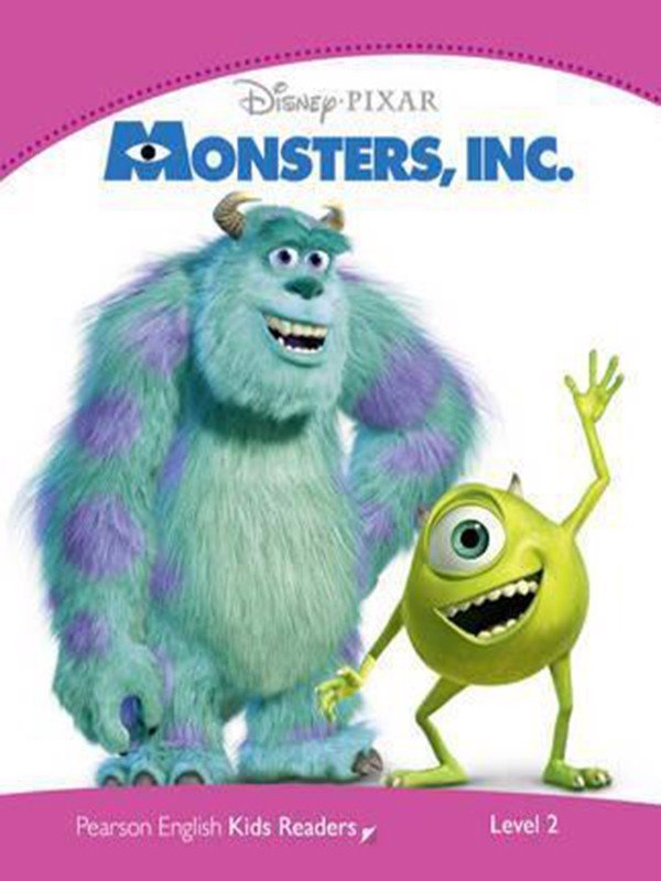 Monsters Inc: Level 2 (Pearson English Kids Readers)