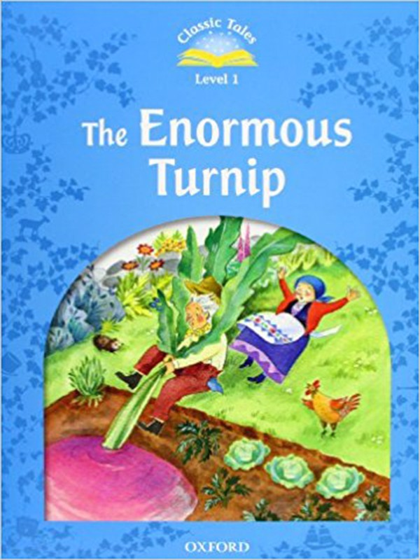 Classic Tales: Level 1: The Enormous Turnip
